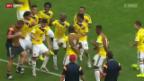 Video «FIFA WM: Die schönsten Jubelszenen» abspielen