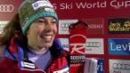 Video «Ski Alpin: Michelle Gisin im Interview» abspielen