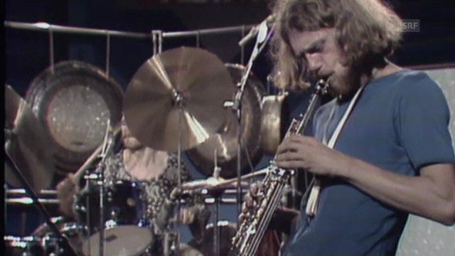 Die Luzerner Band OM in Montreux 1974