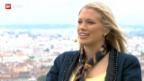 Video «Lara Dickenmann im Gespräch» abspielen