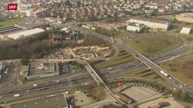 Video «Schweiz aktuell vom 28.01.2016» abspielen