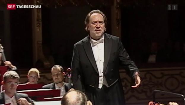 Video «Neuer Chefdirigent für das Lucerne Festival Orchestra» abspielen