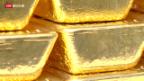 Video «Goldpreis im Sinkflug» abspielen