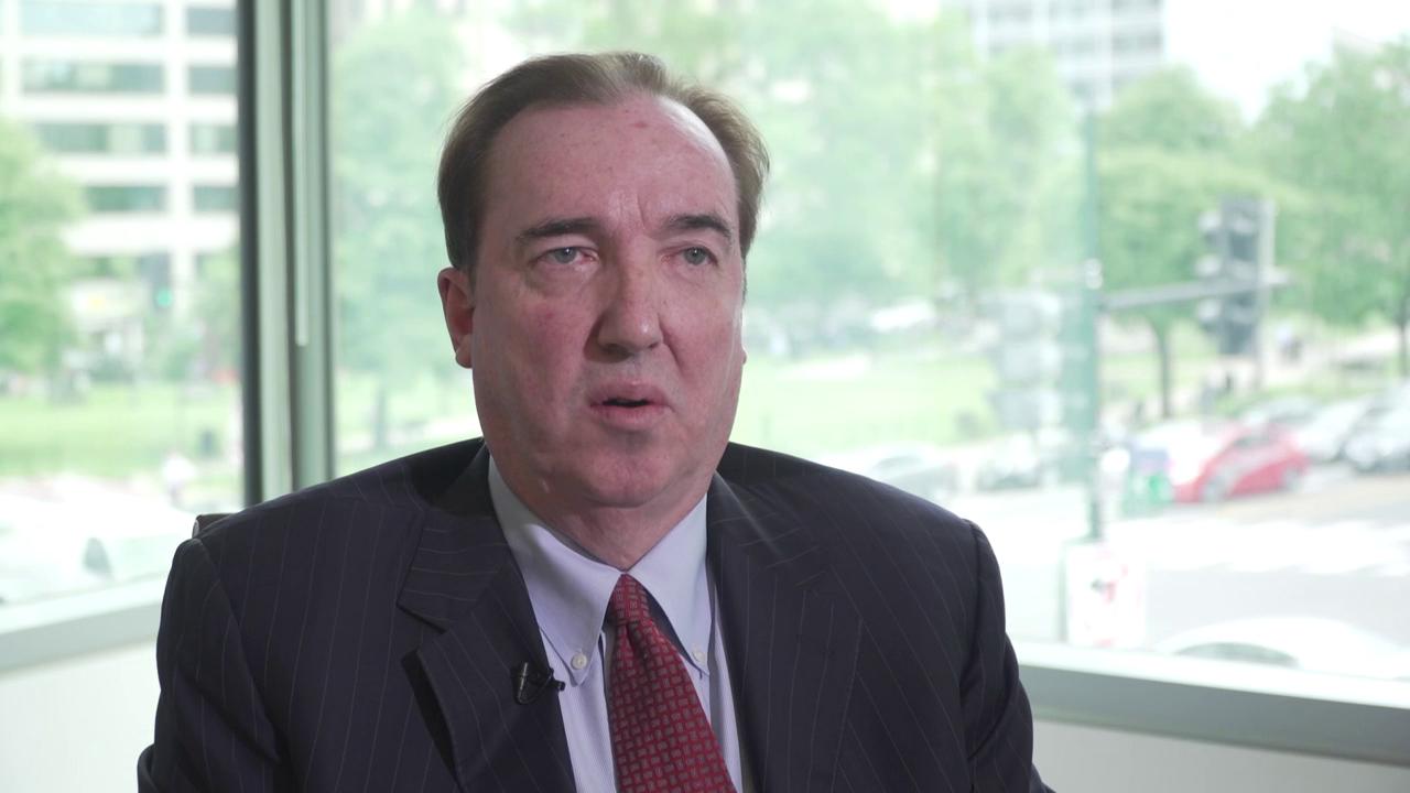 Wirtschaftsanwalt John Gurley zur Zusammenarbeit mit Cohen