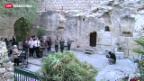 Video «Osterfeiern auch in Jerusalem» abspielen
