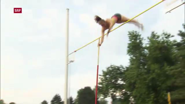 Leichtathletik: Büchler mit Rekord in Luzern
