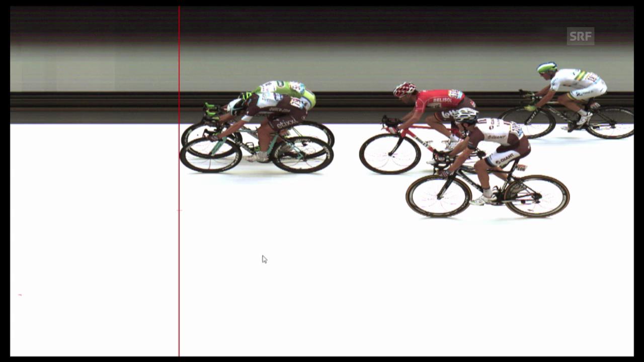 Rad: Tour de France 2014, 7. Etappe