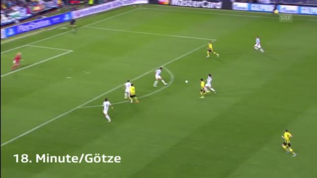 Video «Dortmunds verpasste Chancen» abspielen