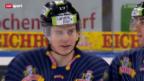 Video «Eishockey: EV Zug - Ambri» abspielen
