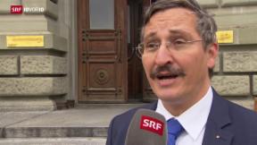 Video «Schweizer Universitäten sinken im Ranking» abspielen