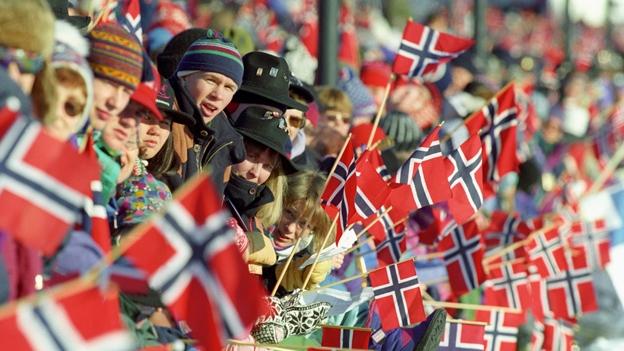Oslo - Norwegen