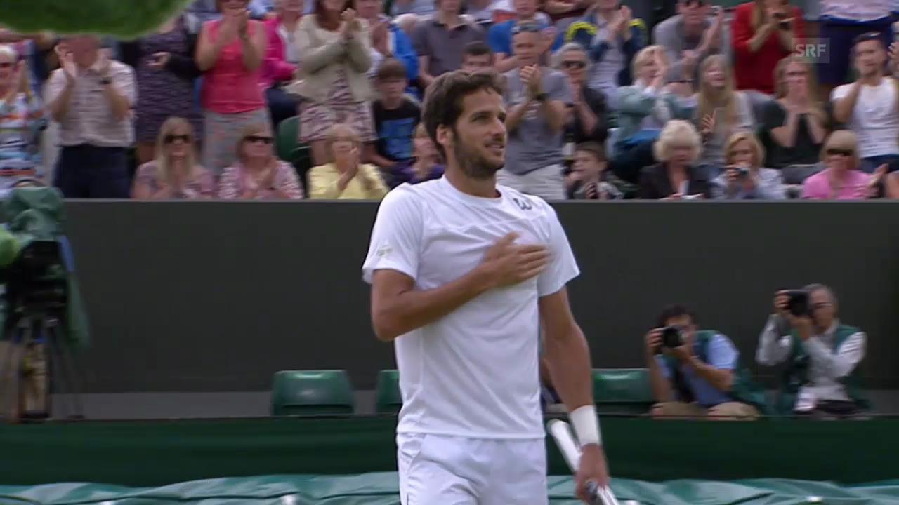 Lopez als nächster Gegner