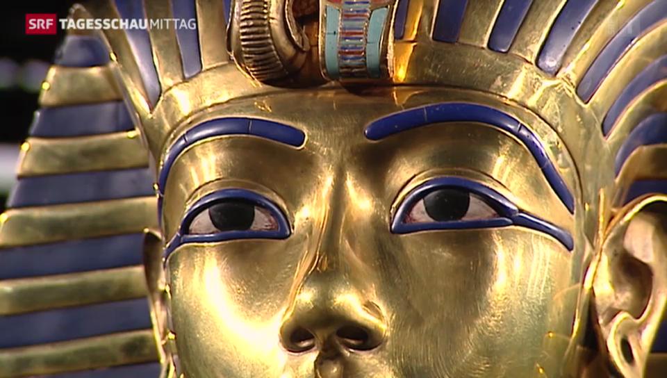 Tutanchamuns Schätze in Genf