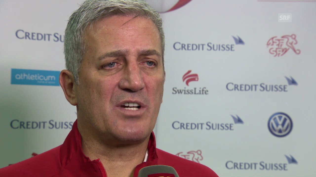 Fussball: Interview mit Nationaltrainer Vladimir Petkovic