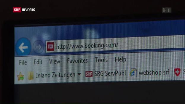 Video «Strengere Regeln für Booking.com» abspielen