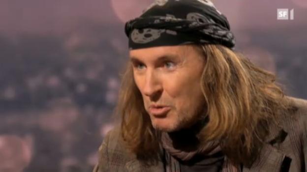 Video «Chris von Rohr, Rock-Legende, Musikproduzent und Buchautor zu Gast bei Roger Schawinski» abspielen