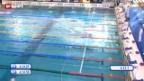 Video «Schwimmen: Kurzbahn-EM in Chartres» abspielen