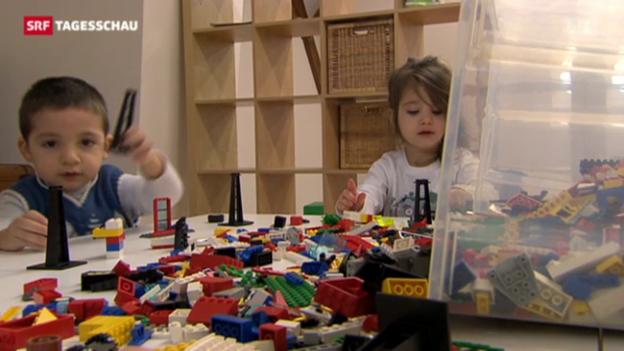 Video «Meinungswandel bei Familienartikel» abspielen