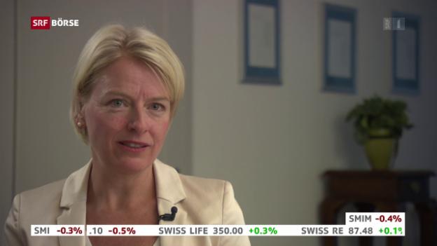 Video «SRF Börse vom 13.08.2018» abspielen