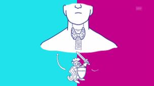 Video «Erklärvideo: Hashimoto Thyreoiditis» abspielen