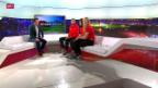 Video «Studiogäste: Schweizer Leichtathletik-Trio» abspielen