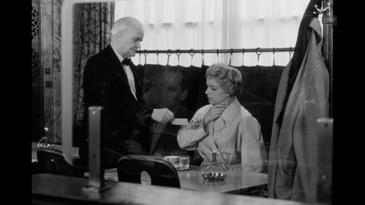Filmausschnitt «Café Odeon» (Missverständnis)
