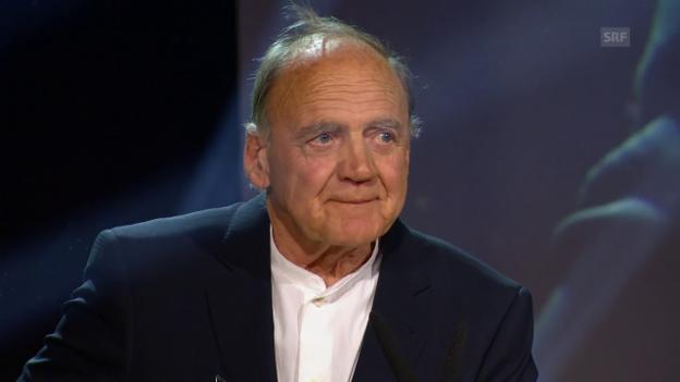 Video «Bruno Ganz, bester Darsteller» abspielen
