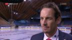 Video «Fischer: «Zu Beginn waren wir fahrlässig»» abspielen
