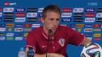 Video «Vorschau auf das Spiel Kroatien - Mexiko» abspielen