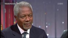 Link öffnet eine Lightbox. Video Hans Küng trifft Kofi Annan abspielen