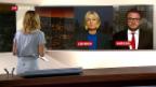 Video «Erste Einschätzungen der Korrespondenten Henriette Engbersen und Sebastian Ramspeck» abspielen