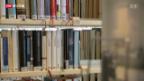 Video «Bibliotheken kaufen im Ausland ein» abspielen
