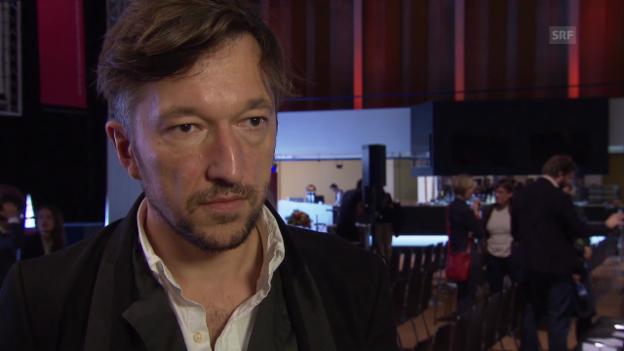 Video «Lukas Bärfuss zum Thema Suizid» abspielen