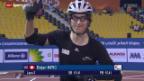 Video «Leichtathletik: Paralympics-WM in Doha» abspielen