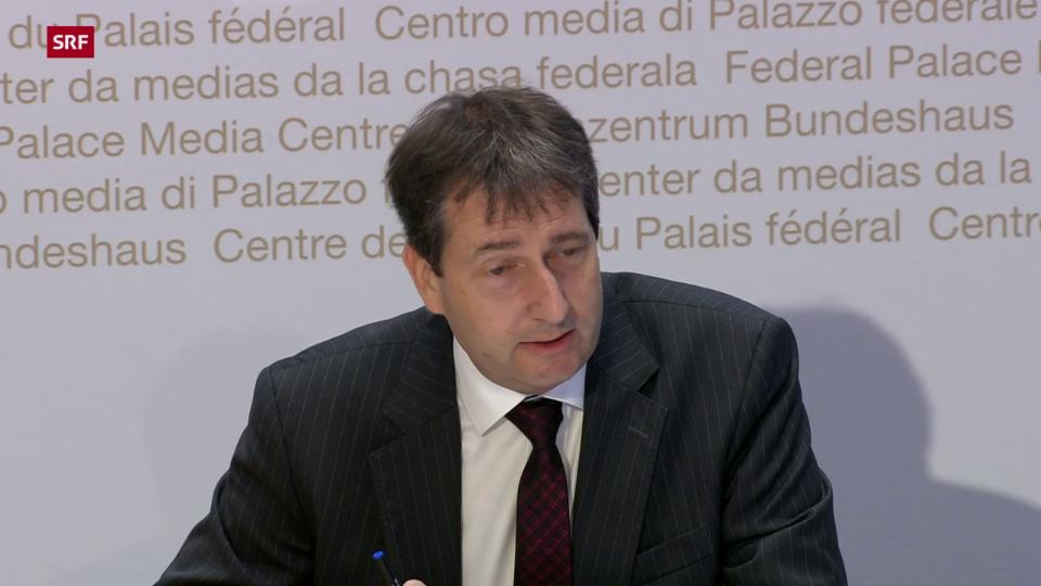André Simonazzi: «Die Entwicklung hat sich auf hohem Niveau stabilisiert»