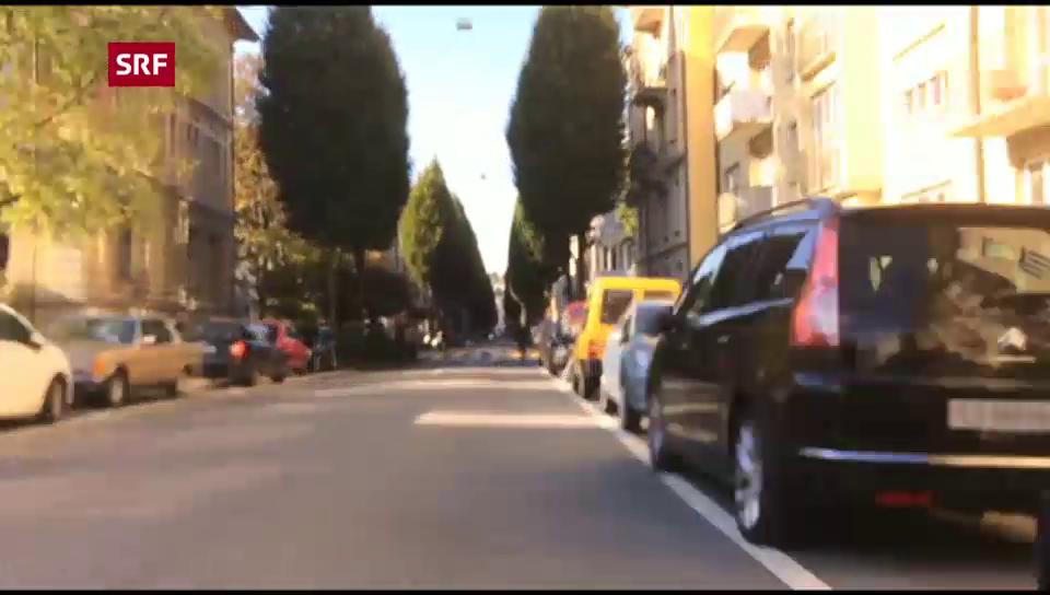 Die Luzerner Velo-Strasse im Zeitraffer