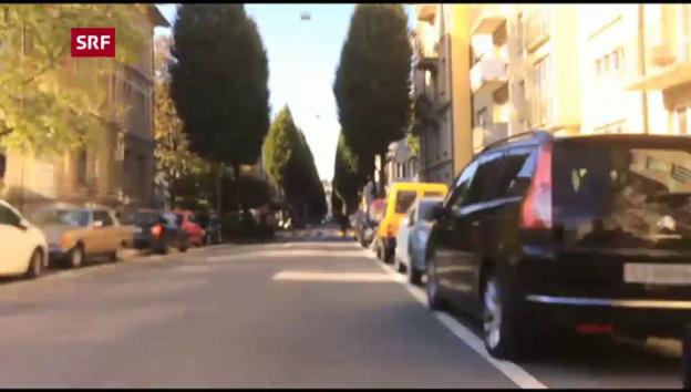 Video «Die Luzerner Velo-Strasse im Zeitraffer» abspielen