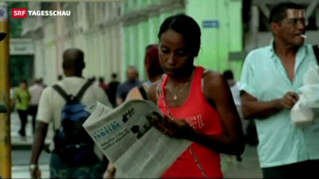 Reisefreiheit für Kubaner