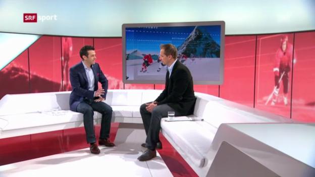Video «Antti Törmänen über Höhen und Tiefen in Bern» abspielen