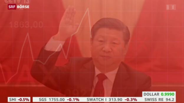 Video «SRF Börse vom 11.01.2016» abspielen