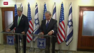 Video «Reaktionen auf Lawrow/Kerry-Plan» abspielen