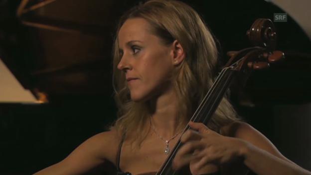 Video «Sol Gabetta: «Ich lebe mit dem Cello ein zweites Leben.»» abspielen