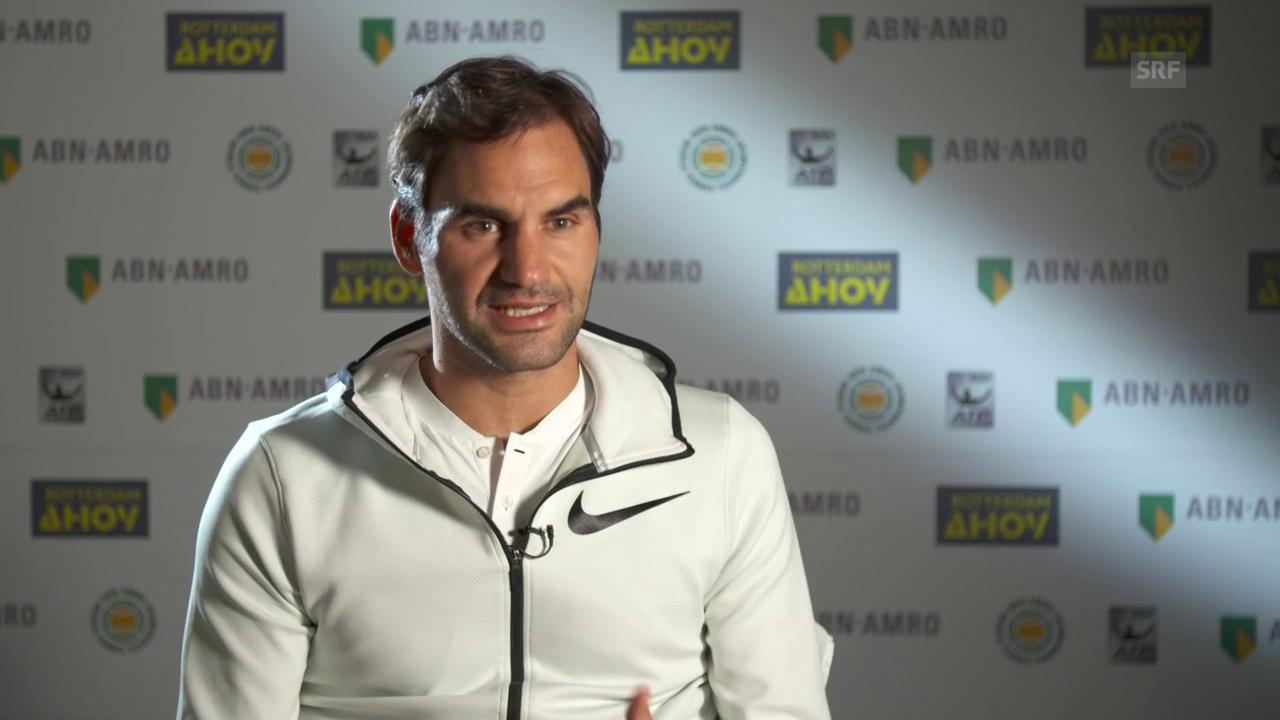 Federer: «Hatte guten Plan, konnte ihn aber nicht umsetzen»