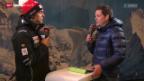 Video «Ski alpin: Janka im Gespräch - Teil 2» abspielen