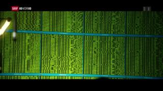 Video «Edward Snowdens Story kommt in die Kinos» abspielen