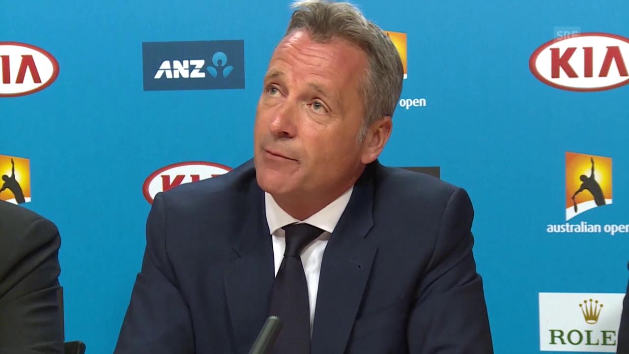 Tennis: ATP-Stellungnahme zu Manipulationsvorwürfen