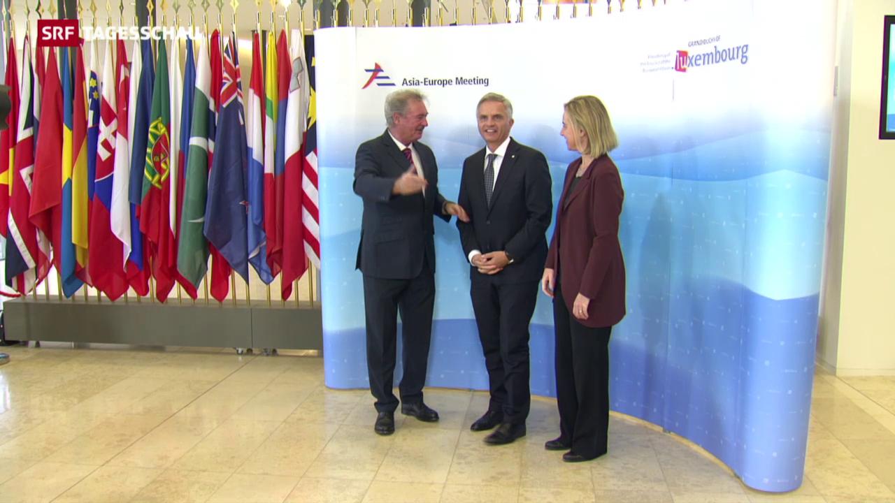 Neue Verhandlungen mit Brüssel