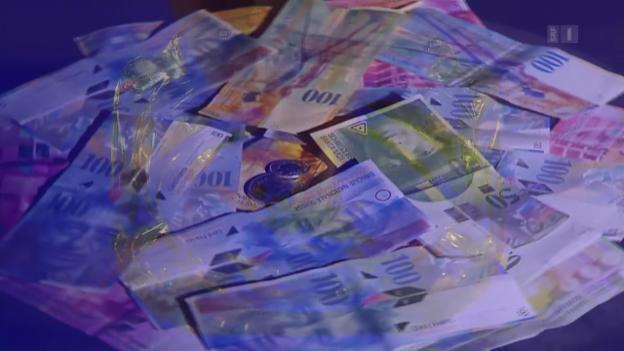 Video «Geld hilft beim Rauchstopp» abspielen