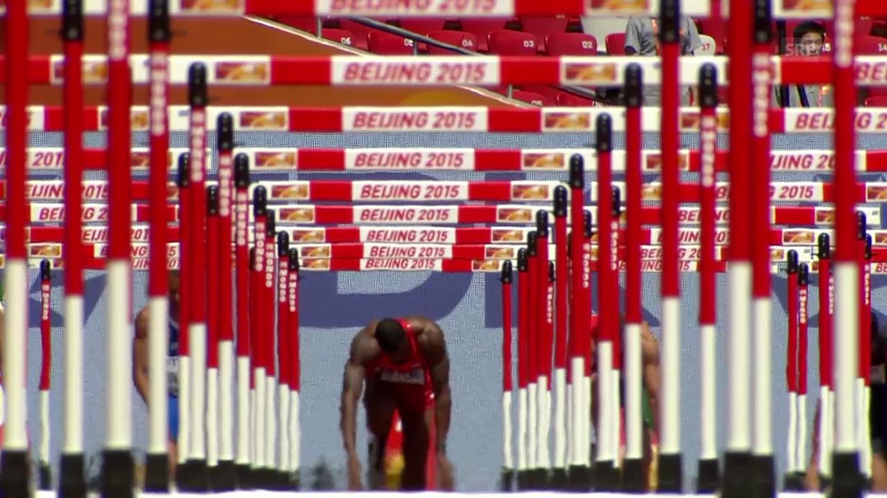 LA: WM in Peking, Vorläufe 5000 m und 110 m Hürden