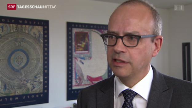 Video «Gute Prognosen für Schweizer Wirtschaft» abspielen